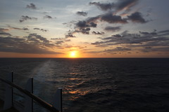 Morning (Fionn Luk) Tags: ocean trip morning travel cruise vacation water sunrise canon landscape view scene adventure explore 5d royalcaribbean luk fionn allureoftheseas