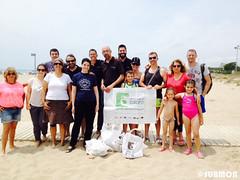 Limpieza playa Viladecans4 (Submon) Tags: viladecans limpieza playa neteja platja basura marina marine litter cleanup voluntario volunteer
