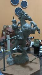 DSC_4563 (marceloamos.) Tags: relicto venger vingador marceloamos modelagem oiclay caverna do drago dungeons dragons e