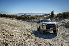 Offroading 1 (Jeremetrius O'Claire) Tags: off road offroading roading trail suv 4x4 truck low range 4runner trd pro 2015 2016 desert rocks sand mogul hill mountain climb ascent descent crawl control atrac trac differential prairie city hollister sacramento northern california jeeps toyota
