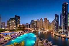 Dubai Marina (arfromqatar) Tags: dubai uae nikon nikond800