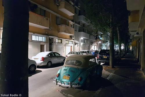 Volkswagen Type 1 Beetle Convertible