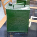 Old Esso petrol can