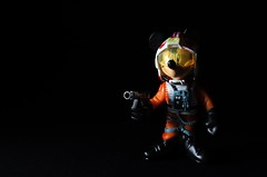 366 - Image 209 - Mickey the X-Wing pilot... (Gary Neville) Tags: 365 365images 366 366images photoaday 2016 sonycybershotrx100 sony sonycybershotrx100iii rx100 mk3 garyneville mickeymouse starwars