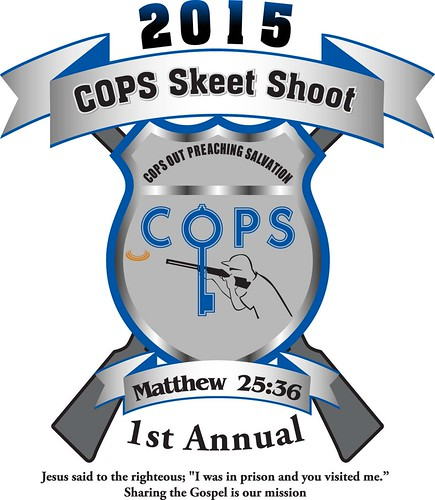 1st Annual COPS Sheet Shooting Fundraiser Final