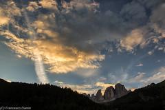 Cielo al tramonto (cesco.pb) Tags: italy canon italia tramonto montagna trentino dolomites dolomiti montains dolomiten valdifassa sassolungo campitellodifassa canoneos60d tamronsp1750mmf28xrdiiivcld