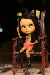 IMG_8202 (Emma Wolf) Tags: doll bjd customblythe obitsucustom classydoll dimdolllarina mystickids zinnadollmore