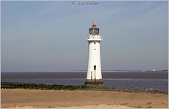 New Brighton Wallasey Wirral Perch Rock Lighthouse 220415 (8) (LIZ CALLAN) Tags: new sea people lighthouse liverpool boats sand rocks brighton ships anchor seashore wallasey wirral newbrighton irishsea rivermersey fortperch perchlighthouse lizcallan lizcallanphotography