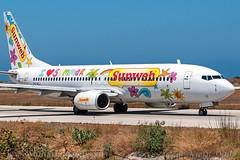 "PH-HZJ, Transavia, Boeing 737-8K2(WL) - cn 30389.""Sunweb / I <3 Summer"" (dahlaviation.com) Tags: airplane aircraft aviation airplanes greece boeing rhodes spotting transavia 737 aircrafts rho planespotting lgrp diagoras"