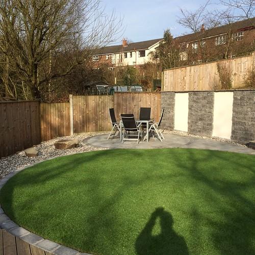 Landscape Gardening Macclesfield - Modern Family Garden Image 24