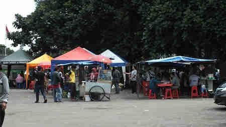 """Tempat Kuliner """"Nusantara"""""""