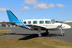 N642P (GH@BHD) Tags: aircraft aviation piston piper navajo pa31 ulsterflyingclub navajochieftain newtownardsairfield n642p