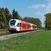 Vorden Arriva GTW 259-253 als stoptrein 30858 Zutphen