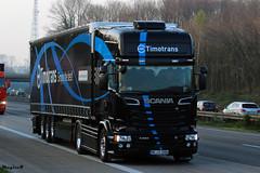 """Scania R Streamline Topline """" TIMOTRANS """" (D) (magicv8m) Tags: transport r trans scania streamline lkw tir topline"""