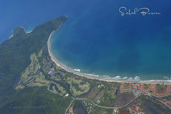 Curve View (zakies) Tags: blue beach curve sabah tanjungaru sabahborneo suterahabourresort sabahsunset zakiesphotography zakiesimage sabahlanscape nikond750