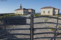 ZONA RESTRINGIDA (Menorca, agost de 2015) (perfectdayjosep) Tags: lighthouse faro far menorca balears illesbalears minorica perfectdayjosep fardepuntanati puntanatilighthouse