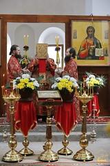 39. Paschal Prayer Service in Svyatogorsk / Пасхальный молебен в соборном храме г. Святогорска