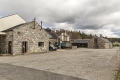 Royal Lochnagar Rear of Shop (Alan-Jamieson) Tags: scotland aberdeenshire whisky balmoral singlemalt diageo riverdee royaldeeside whiskydistillery whiskyproduction royallochnagger