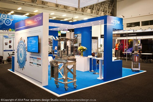exhibition stand Actom