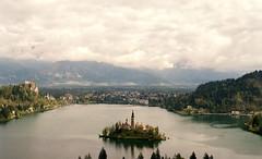 000067790002 (Nil Gradisnik) Tags: lake 35mm island nikon slovenia bled f2