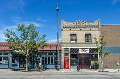 downtown Denver (philippe*) Tags: street urban denver urbanlandscape