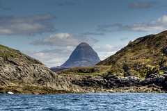 Suilven (StickyToffeeQueen) Tags: mountain scotland sutherland suilven invercruises