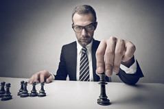 Next Move (christopherjkeehner) Tags: boy horse white man game detail businessman work table glasses play power background think attack chess brain move queen business intelligence step mind winner match concept win piece strategy career