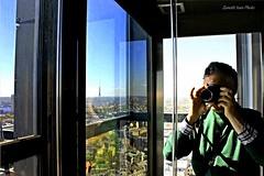 selfie in the elevator (IVAN 63) Tags: city cityscape baltic latvia riga selfie lettonia latvija baltico vecriga