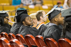 6D-2823.jpg (Tulsa Public Schools) Tags: school people usa oklahoma students student unitedstates graduation tulsa commencement ok alternative graduates tps tulsapublicschools