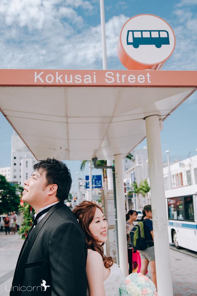 《沖繩婚紗》信宏 & 綠芳 / 沖繩 Okinawa