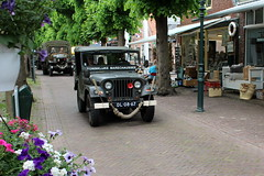 1957 Nekaf Jeep 1/4 TON 4X4 M38A1 Military Police (Davydutchy) Tags: netherlands truck army ride jeep military may nederland police hobby voiture lorry vehicle frise kaiser rit heer convoy paysbas friesland fabriek 38 m38 armee leger niederlande militr koninklijke reenacting lkw 2016 nederlandse marechaussee frysln militair frisia rondrit langweer m38a1 kmar tocht langwar kolonne nekaf poidslourd licentie legervoertuig legergroen