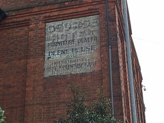 Photo of Ghost sign, Lower Street, Kettering