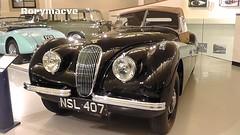 1950 Jaguar XK120 (Rorymacve Part II) Tags: auto road bus heritage cars sports car truck automobile estate transport historic motor jaguar saloon compact roadster xk120 motorvehicle jaguarxk120 worldcars