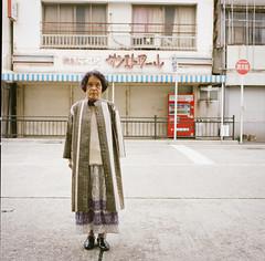 (hanahanamegane17) Tags: portrait film kimono