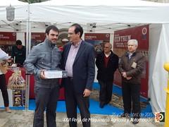 Entrega premios - Concurso de vehículos antiguos
