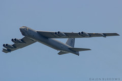60-0045 (galenburrows) Tags: airplane aircraft aviation military jet airforce usaf usairforce b52 barksdale