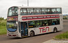 Go North East  6082 NK62FLF: Volvo B9TL/Wright