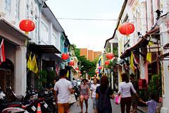 Phuket Town (AILINK) Tags: travel fun thailand asia colonial explore phuket oldtown phukettown