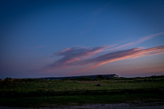 untitled-33-HDR (Tubaaage) Tags: nightphotography blue sunset sky lighthouse denmark himmel hirtshals danmark fyr solnedgang nordjylland vendsyssel visitdenmark northdenmarkregion