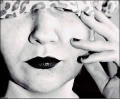 My Self (franciska_bosnjak) Tags: portrait myself blackwhite