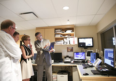 IMG_4722  Premier Kathleen Wynne visited Toronto Western Hospital today to showcase an Ontario-Israel partnership that is bringing new technology to the province to treat neurological disorders. (Ontario Liberal Caucus) Tags: hospital technology healthcare mri torontowesternhospital israelmission