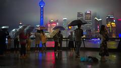 Rainy Night in Shanghai, May 2016 (Alfred Weidinger) Tags: china leica rain skyline night shanghai leicasl