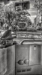 "Carretera cortada (Jackie ""jubercar_78"" Gate) Tags: blancoynegro streetphotography hdr monocromtico fotografaurbana planogeneral"