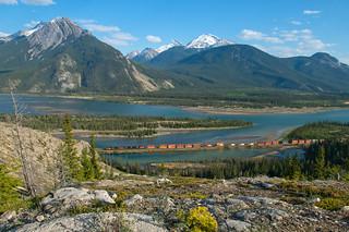CN Jasper Alberta