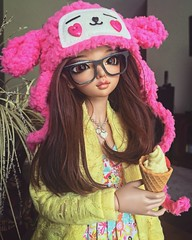 A Sweet Face... (themagneticobsession) Tags: bjd fairyland luka balljointeddoll mnf balljointeddolls minifee fairylandbjd minifeeluka