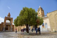 Vank Cathedral front view (T   J ) Tags: nikon iran d750 yazd teeje nikon2470mmf28