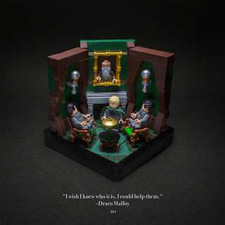 020 - The Slytherin Common Room