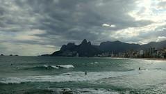 Rio de Janeiro (danielhendrikx) Tags: trip travel sea vacation sun holiday mountains color beach water rio brasil landscape photography photo day fuji janeiro photos outdoor wideangle