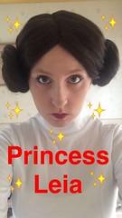 Princess leia (Elysia in Wonderland) Tags: star costume dress princess cosplay events disney wig fancy wars leia elysia marvellous princessing