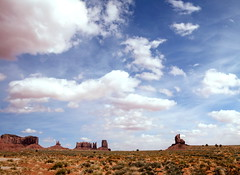 (The former Madame Suzuki!!!) Tags: arizona panorama photoshop landscapes canon5d monumentvalley americansouthwest